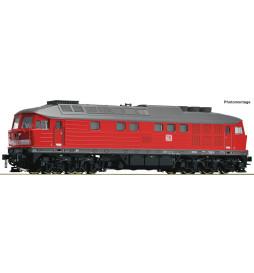 Roco 52497 - Spalinowóz 233 DB-AG, DCC z dźwiękiem Henninga