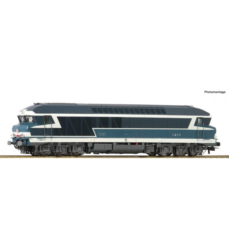 Roco 73005 - Diesel locomotive CC 72000 SNCF