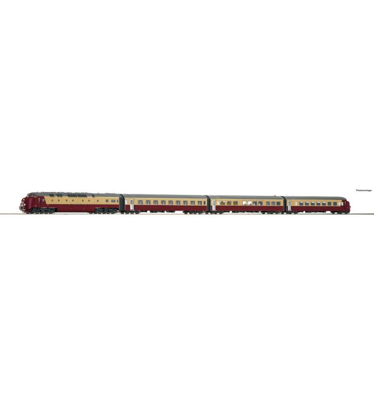 Roco 78069 - TEE Diesel railcar DE IV NS