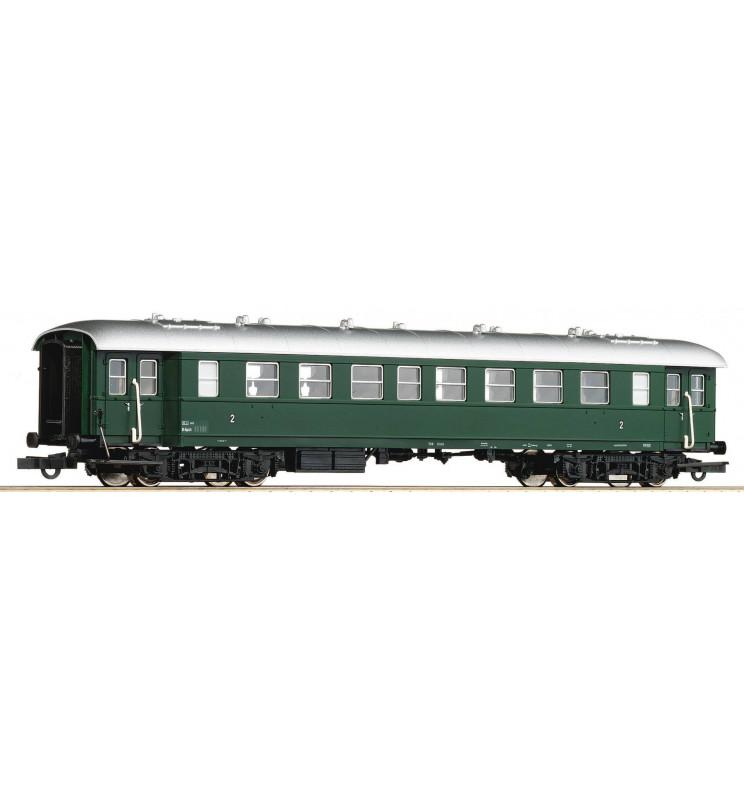 Roco 74445 - 2nd class express train passenger car ÖBB