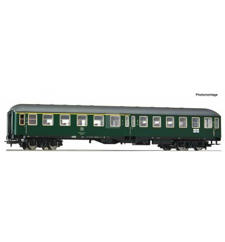 Roco 54461 - 1st/2nd class high capacity coach DB