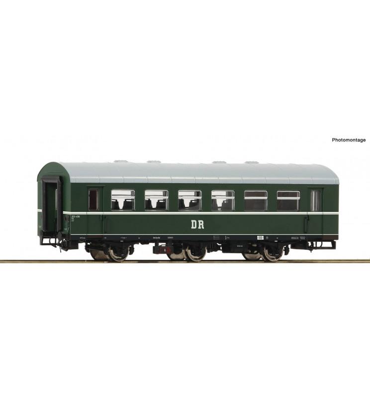 "Roco 74457 - Wagon pasażerski ""Rekowagen"" DR"