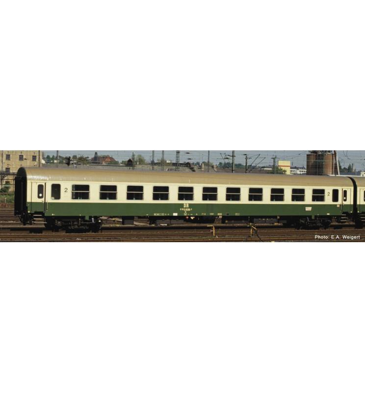 Roco 74802 - Wagon osobowy 2 klasa typ Bm Halberstadt