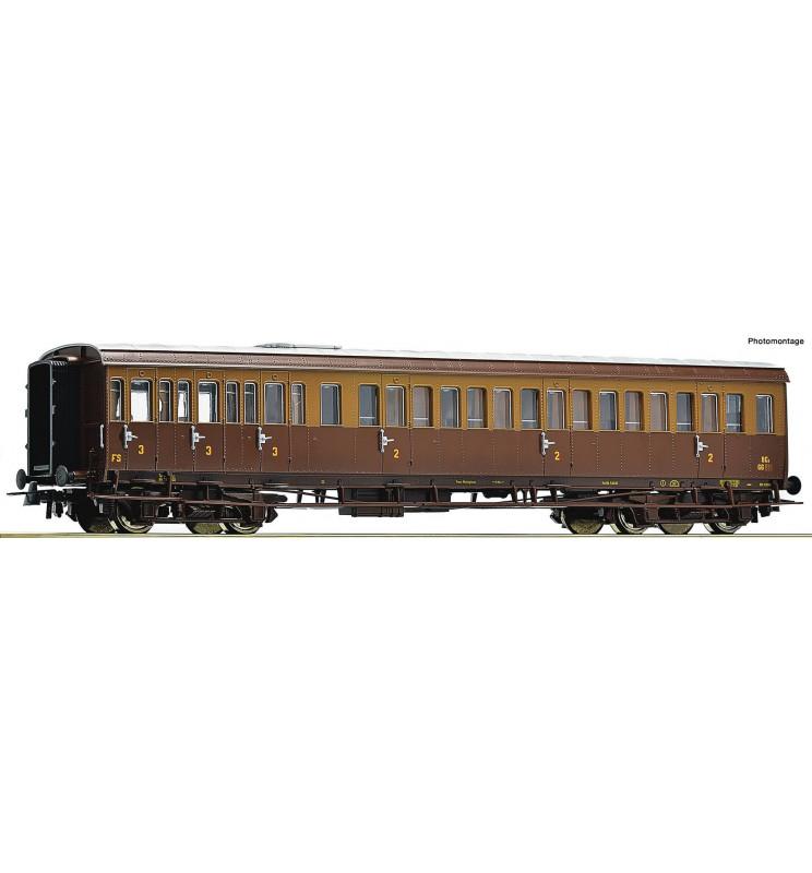 Roco 74685 - 2nd/3rd class passenger car FS
