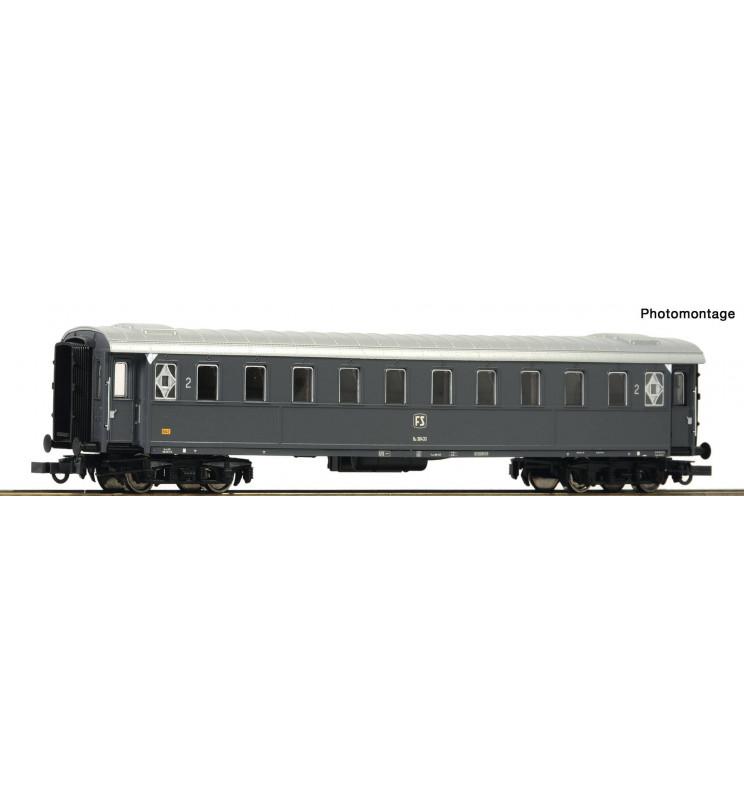 Roco 74602 - 2nd class passenger car FS
