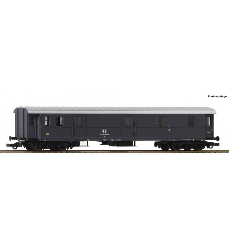 Roco 74605 - Postal car FS