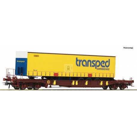 Roco 76223 - Pocket wagon T3 DSB
