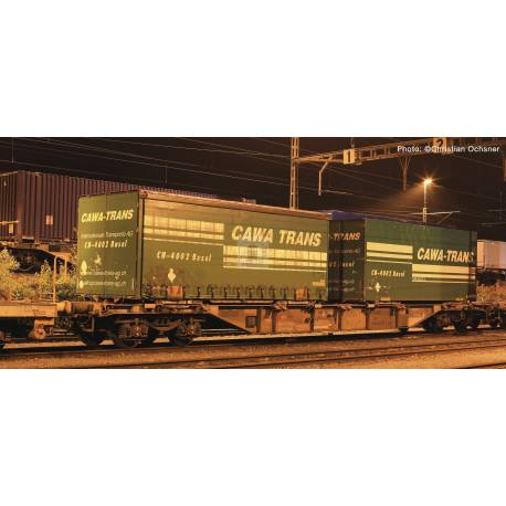 Roco 76949 - Container carrier wagon SBB