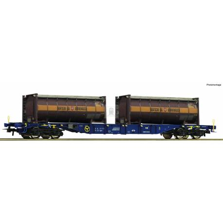 Roco 76737 - Container carrier wagon