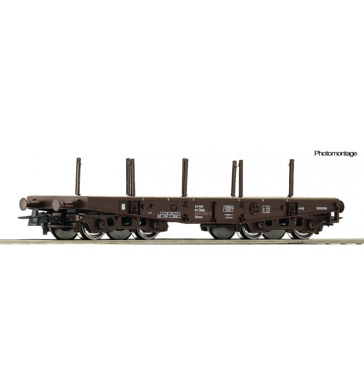 Roco 76392 - Heavy duty flat wagon ÖBB