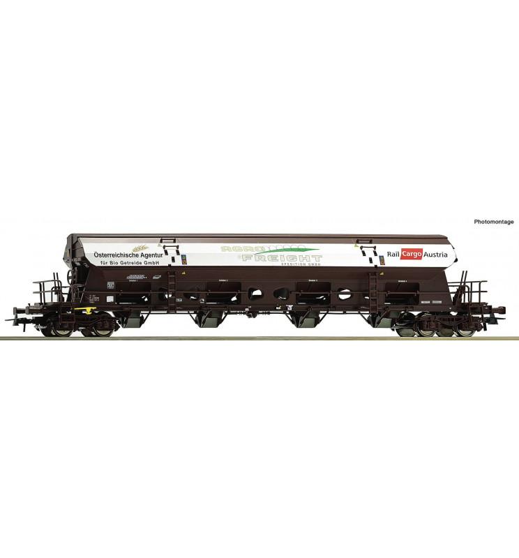 "Roco 76413 - Swing roof wagon ""Agro Freight"" ÖBB"