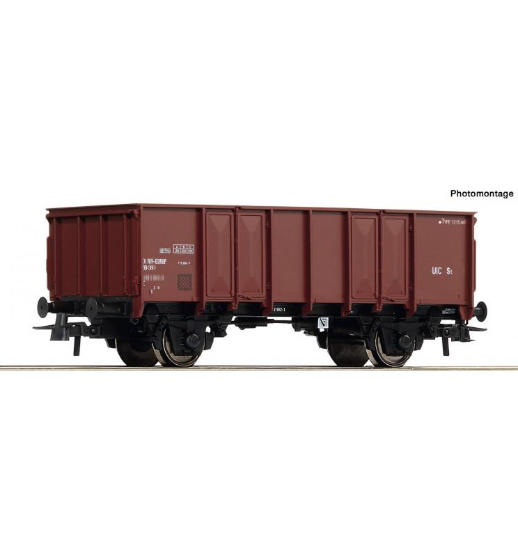 Roco 76517 - Gondola SNCB