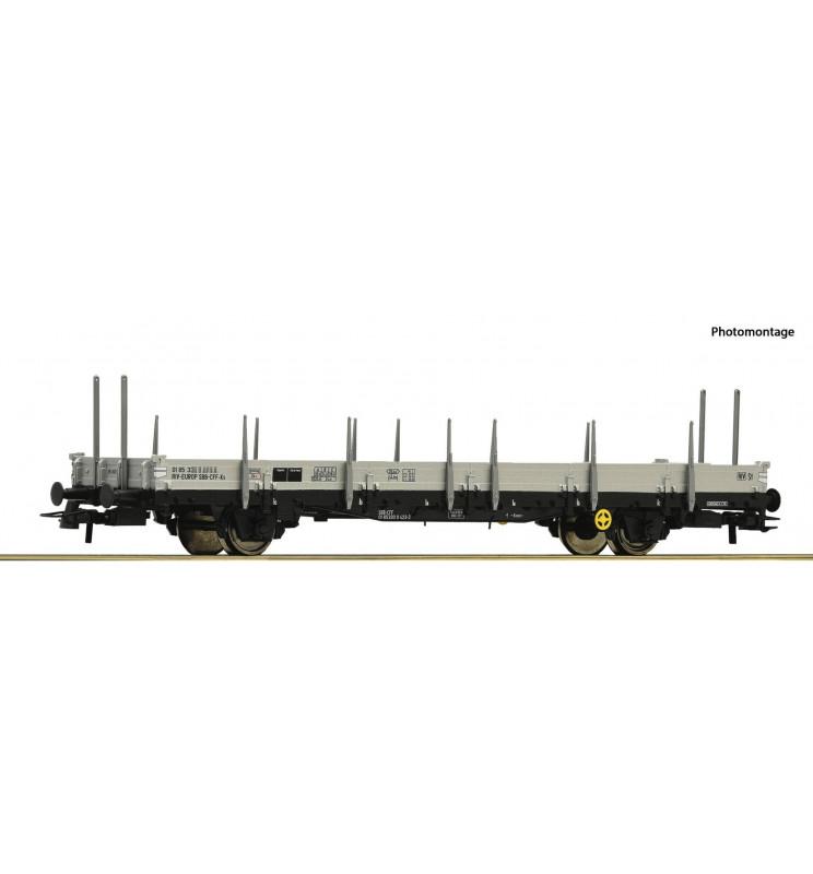 Roco 67308 - Stake wagon SBB