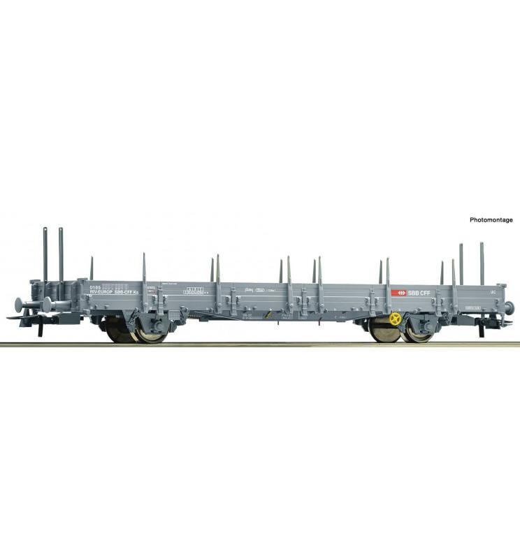 Roco 76873 - Stake wagon SBB