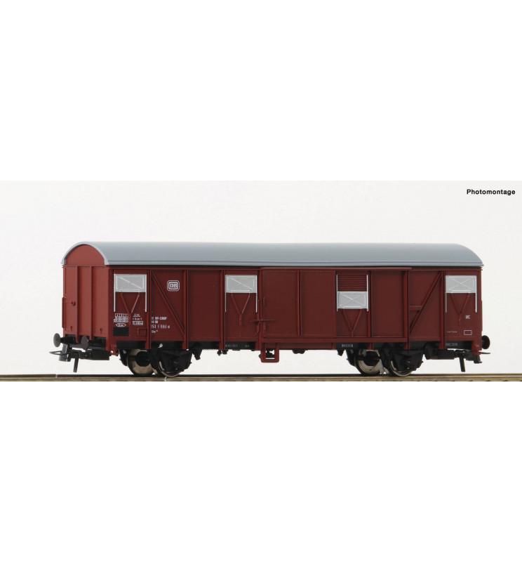 Roco 76674 - Wagon towarowy kryty DB