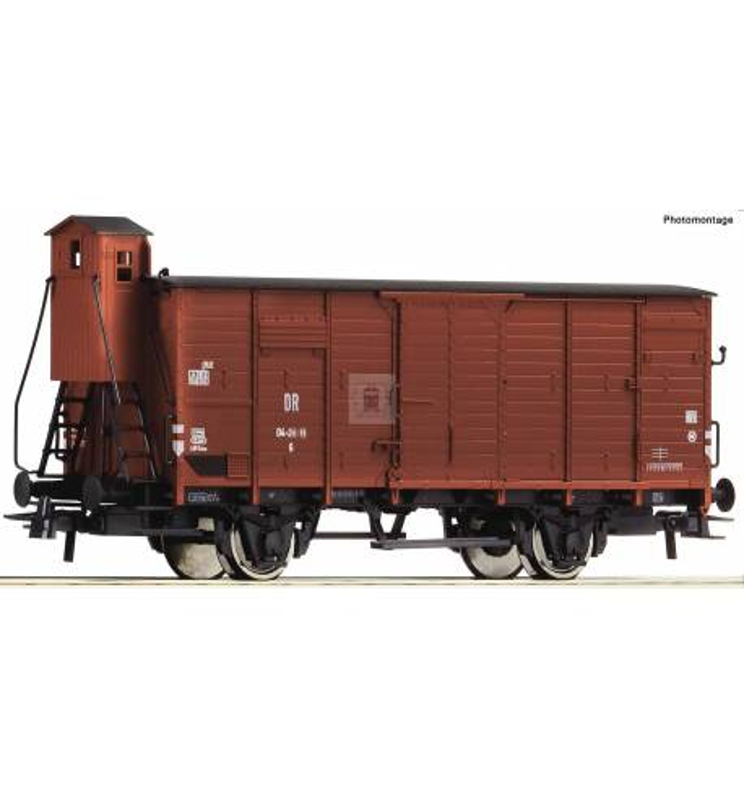 Roco 76853 - Boxcar DR