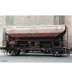 Roco 76578 - Swing roof wagon DR