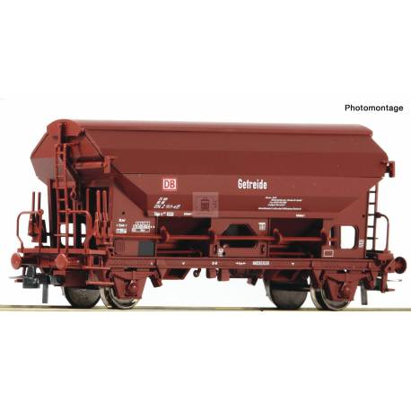 Roco 76580 - Swing roof wagon DB-AG