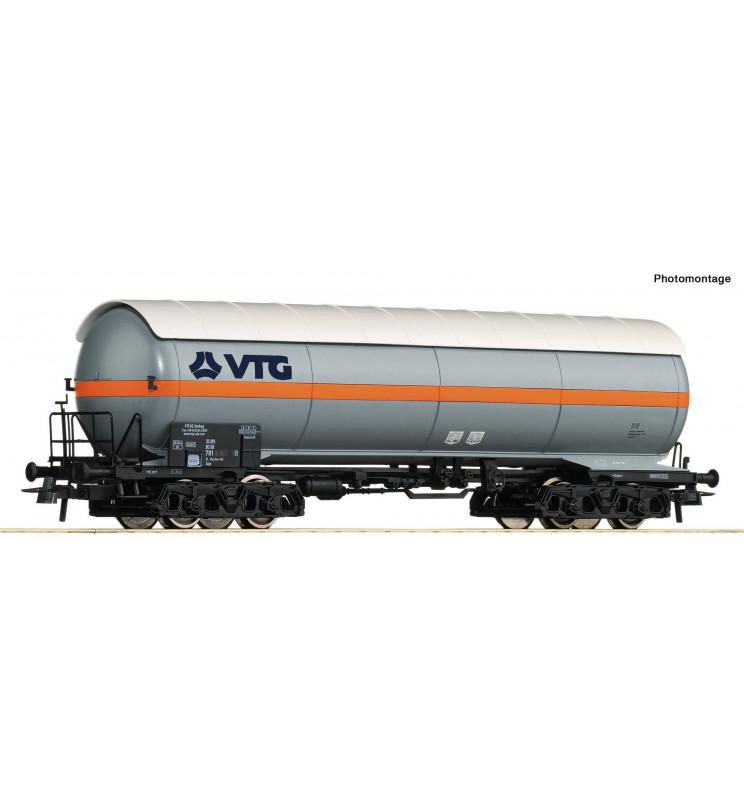 """Roco 76973 - Pressure gas tank wagon """"VTG"""" DB-AG"""