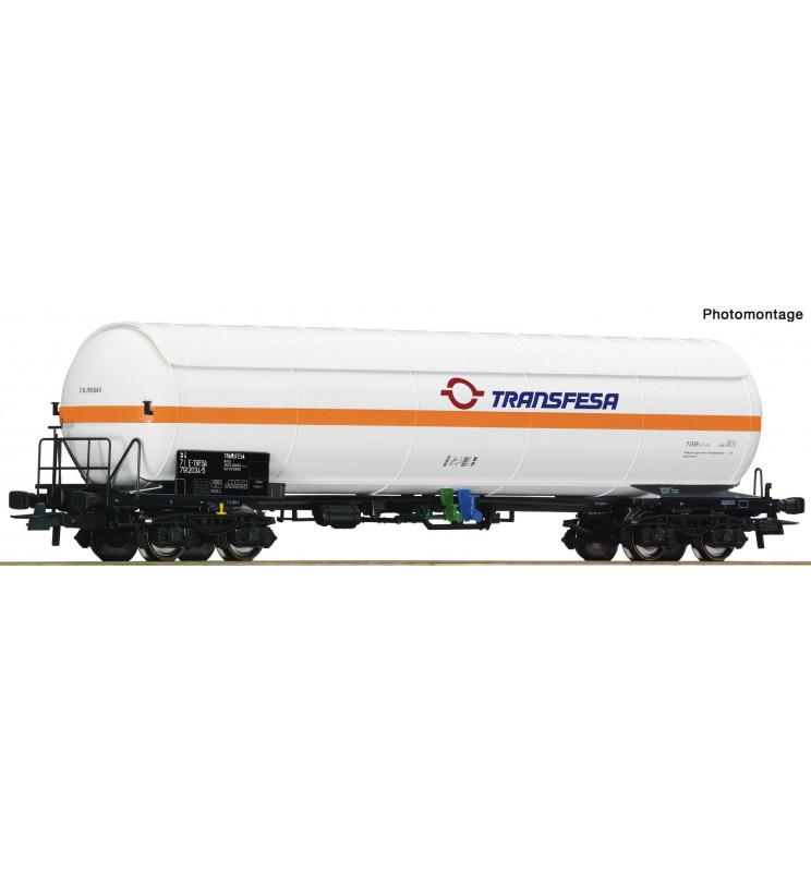 Roco 76974 - Pressure gas tank wagon Renfe