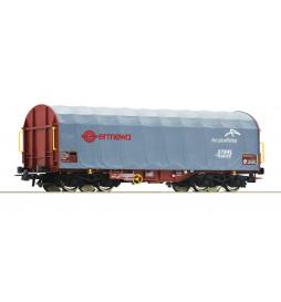 Roco 76447 - Slide tarpaulin wagon Ermewa