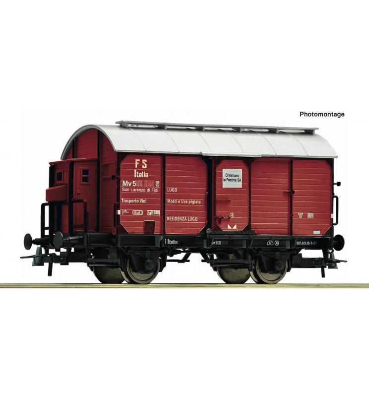 Roco 76304 - Wine tank car FS