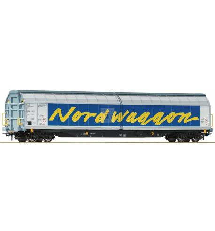 "Roco 67318 - Sliding wall wagon ""Nordwaggon"""