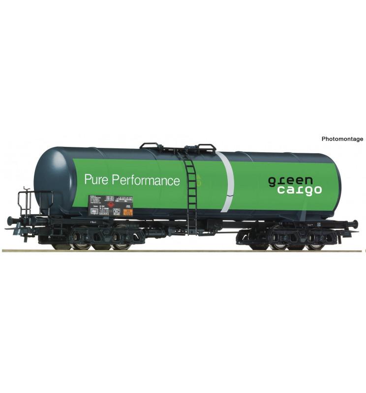 Roco 76698 - Tank car Green Cargo