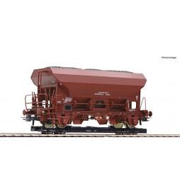 Roco 34574 - Roll wagon and goods wagon