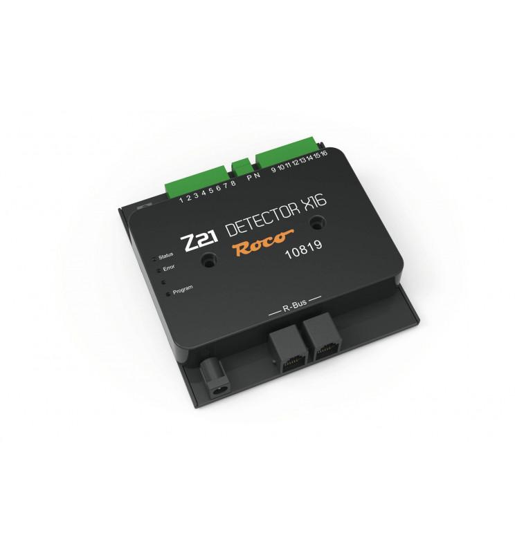 Roco 10819 - Z21® Detector x16