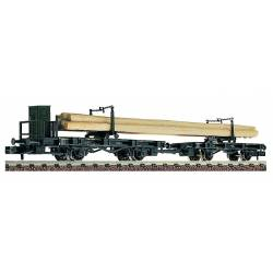 Fleischmann 822301 - Swivelling bolster wagon combination type H