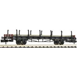 Fleischmann 823606 - Rail transport wagon type Sml Kbaystb