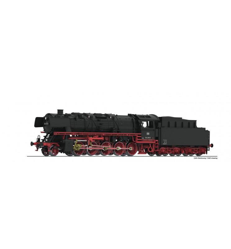 Fleischmann 714401 - Steam locomotive class 044 with coal tender DB