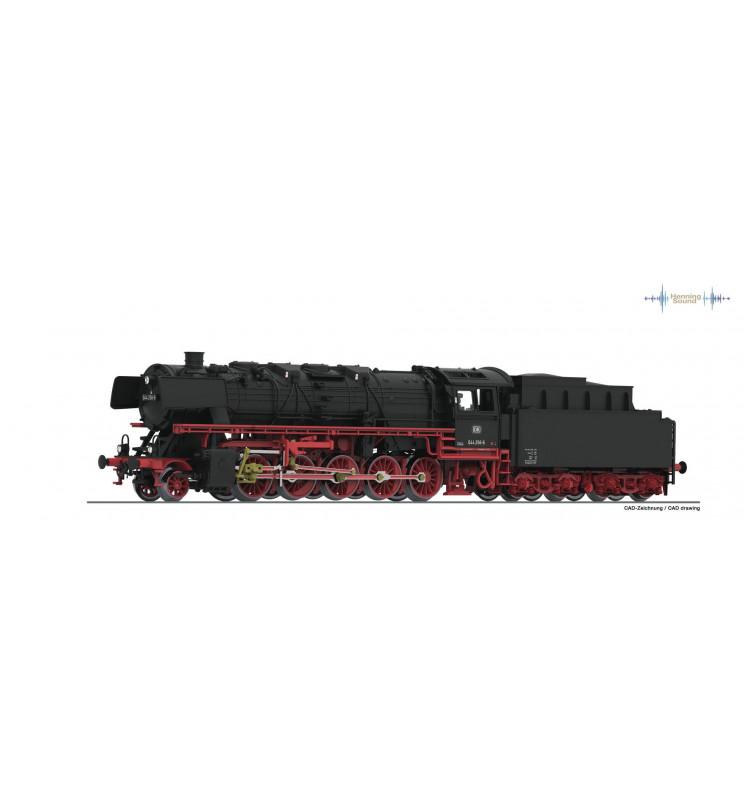 Fleischmann 714471 - Steam locomotive class 044 with coal tender DB