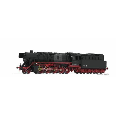Fleischmann 714472 - Steam locomotive class 44.0 with oil tender DR