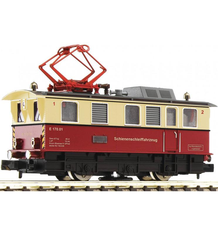 """Fleischmann 796884 - Electric locomotive """"Rail grinder loco"""""""