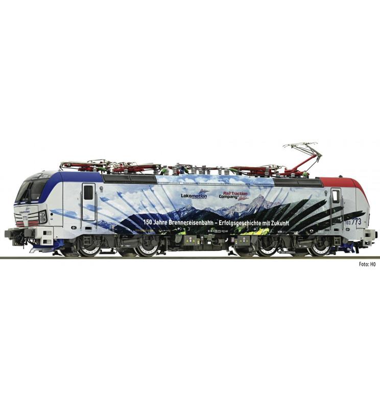 Fleischmann 739393 - Electric locomotive 193 773-9 Lokomotion