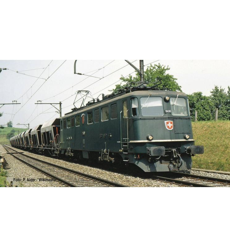 """Fleischmann 737214 - Electric locomotive Ae 6/6 """"Städtelok"""" SBB"""