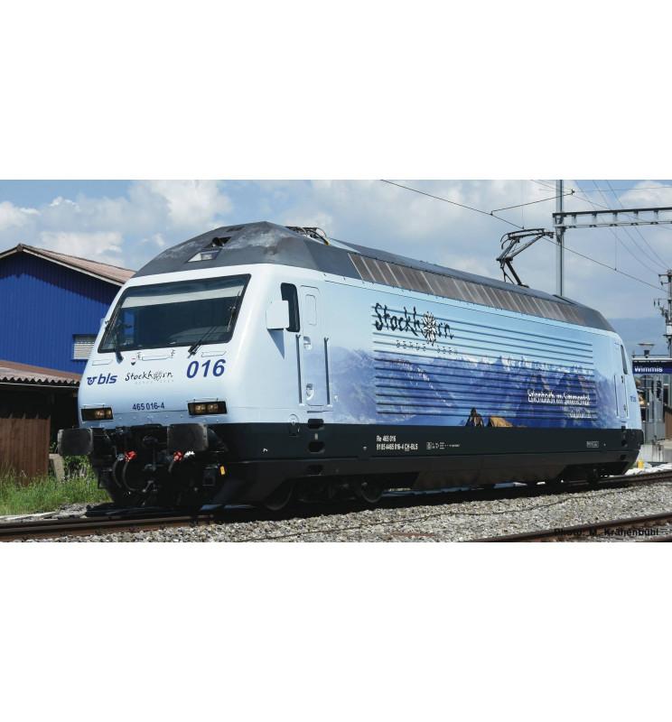 Fleischmann 731318 - Electric locomotive Re 465 016 BLS