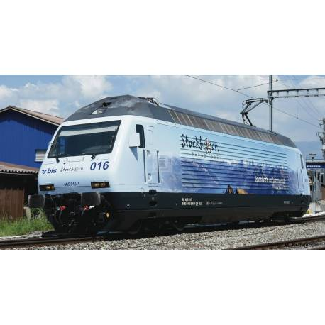Fleischmann 731398 - Electric locomotive Re 465 016 BLS
