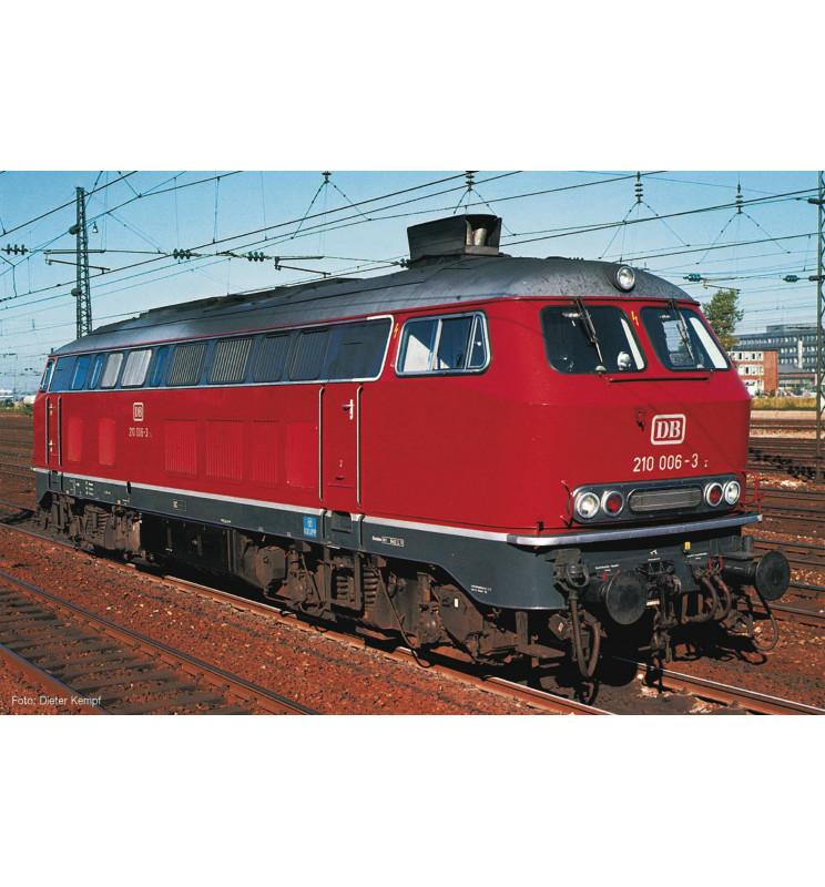 Fleischmann 724290 - Diesel locomotive class 210 with gas turbine drive DB