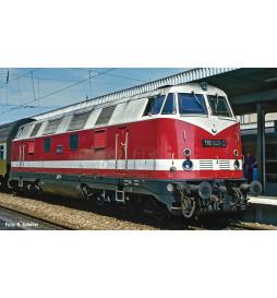 Fleischmann 721371 - Diesel locomotive class 118 DR