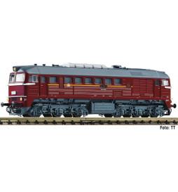 Fleischmann 725209 - Lokomotywa spalinowa BR 120 DR
