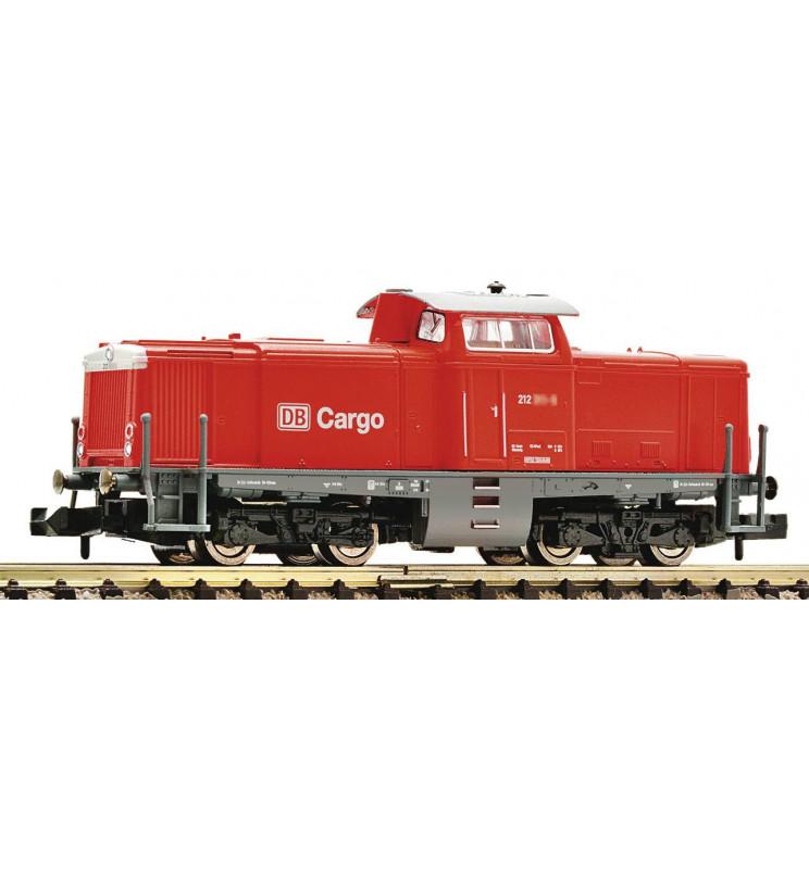 Fleischmann 723088 - Diesel locomotive class 212 DB AG