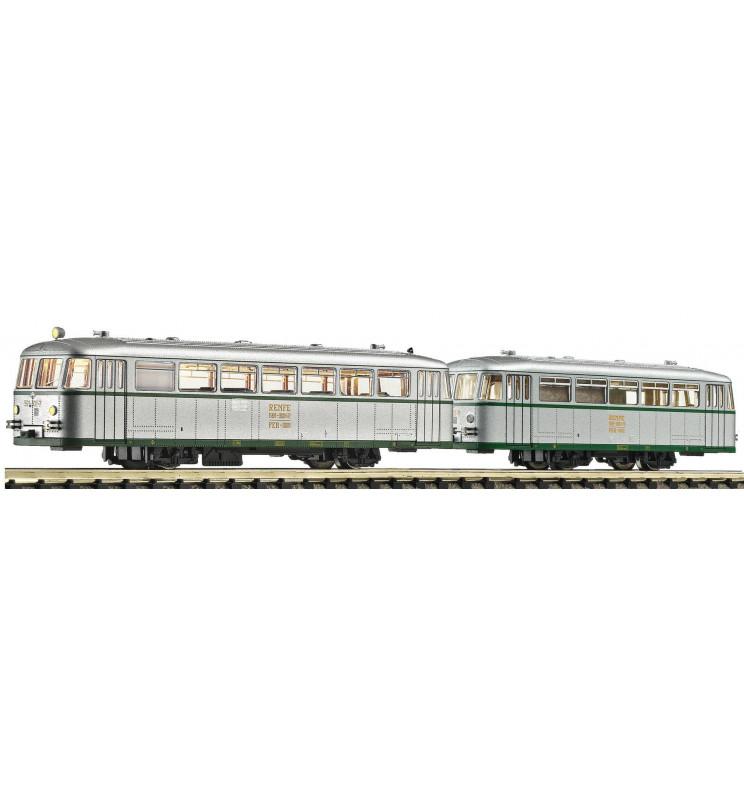 Fleischmann 740004 - Ferrobús 591 303 Renfe