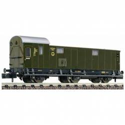 Fleischmann 806804 - 3-axle baggage coach with brakeman's cab type Pw 3i pr11 DRG
