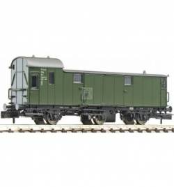 Fleischmann 806801 - Wagon bagażowy typu Pw 3i pr11, DB