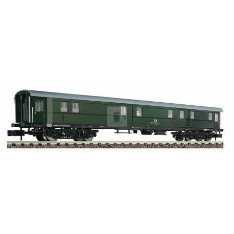 Fleischmann 862902 - Fast train baggage coach type Pw4ü DR