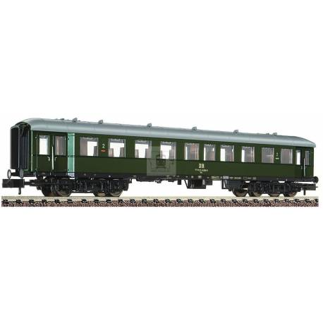 Fleischmann 867714 - 2nd class fast train coach type B4 DR
