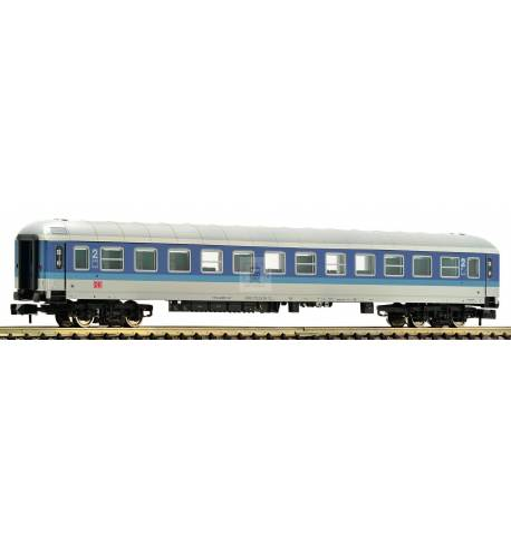 Fleischmann 817705 - 2nd class InterRegio coach type Bim 263 DB AG